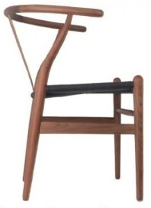 Design classic 1 wishbone chair caribbean living blog for Wishbone chair knock off