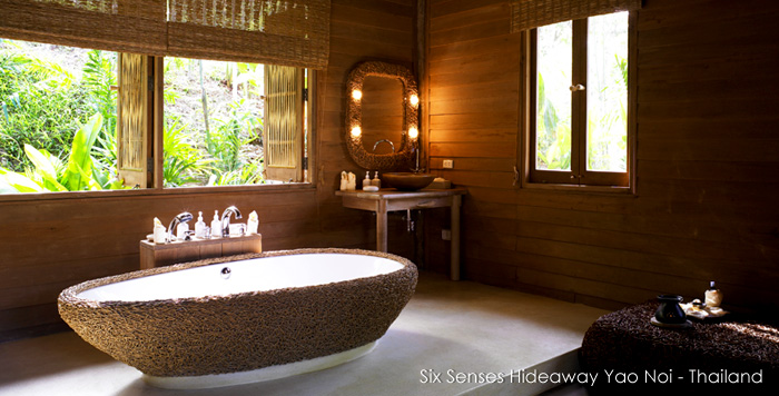Travel inspiration: spa-style bathrooms | Caribbean Living