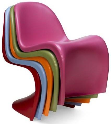 Design Classic 8 Panton Chair Caribbean Living Blog