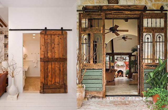 schiebet r auf pinterest schiebestallt ren dekoration und deko. Black Bedroom Furniture Sets. Home Design Ideas