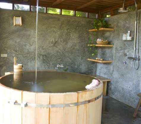 Design Classic 13 Japanese Soaking Tub Caribbean