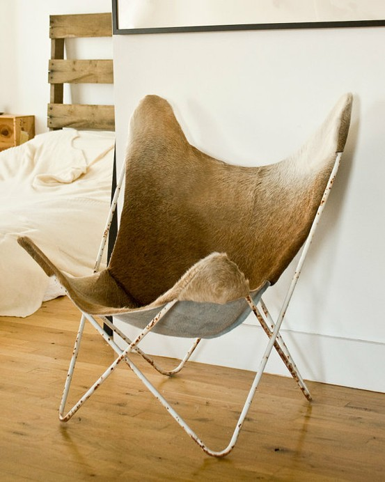 Combutterfly Chair Designer : hardoy butterfly chair0