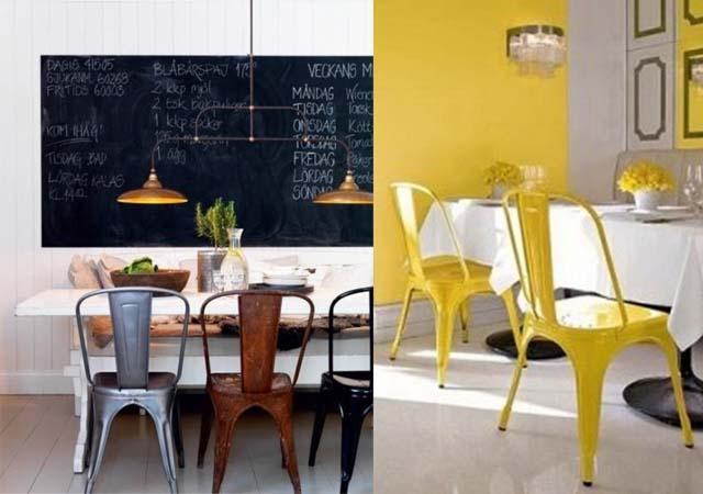 Design classic 15 the Tolix chair Caribbean Living Blog