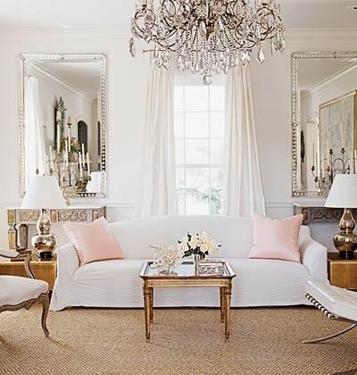 blush interiors. Decor Inspiration  Blush   At First Blink