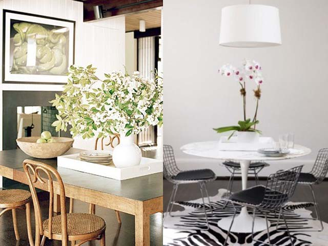 Its All In The Styling Dining Tables Caribbean Living