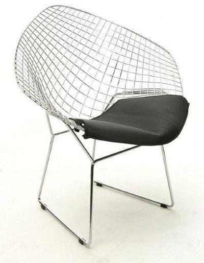 design classic 23 bertoia wire chair caribbean. Black Bedroom Furniture Sets. Home Design Ideas