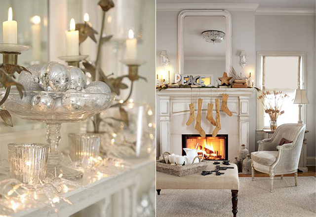 interior design white christmas1