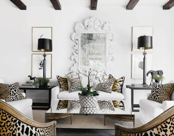 leopard interior design6