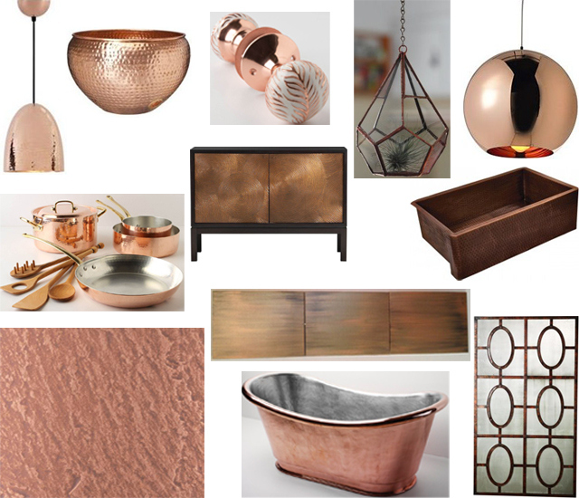 copper shopping guide