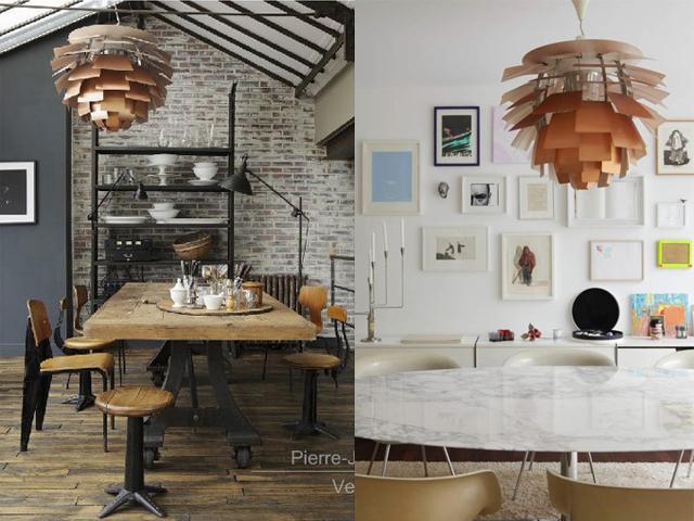 Artichoke Lamp; Artichoke Lamp ...