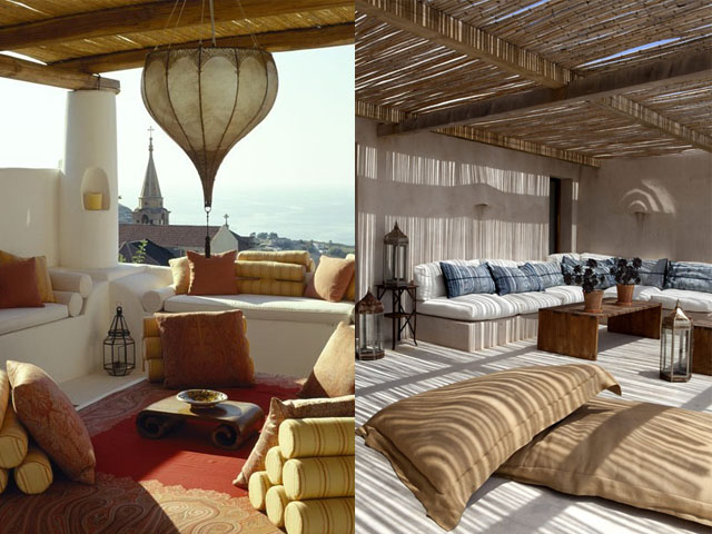moroccan terrace interior design7