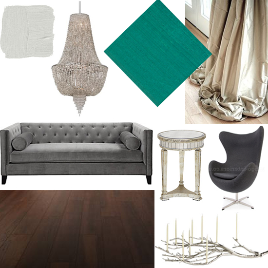 Anna Karenina interior design