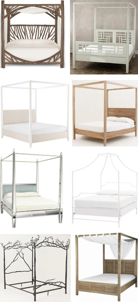 canopy bed shopping guide