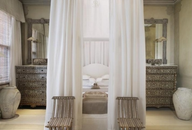 interior design canopy beds1