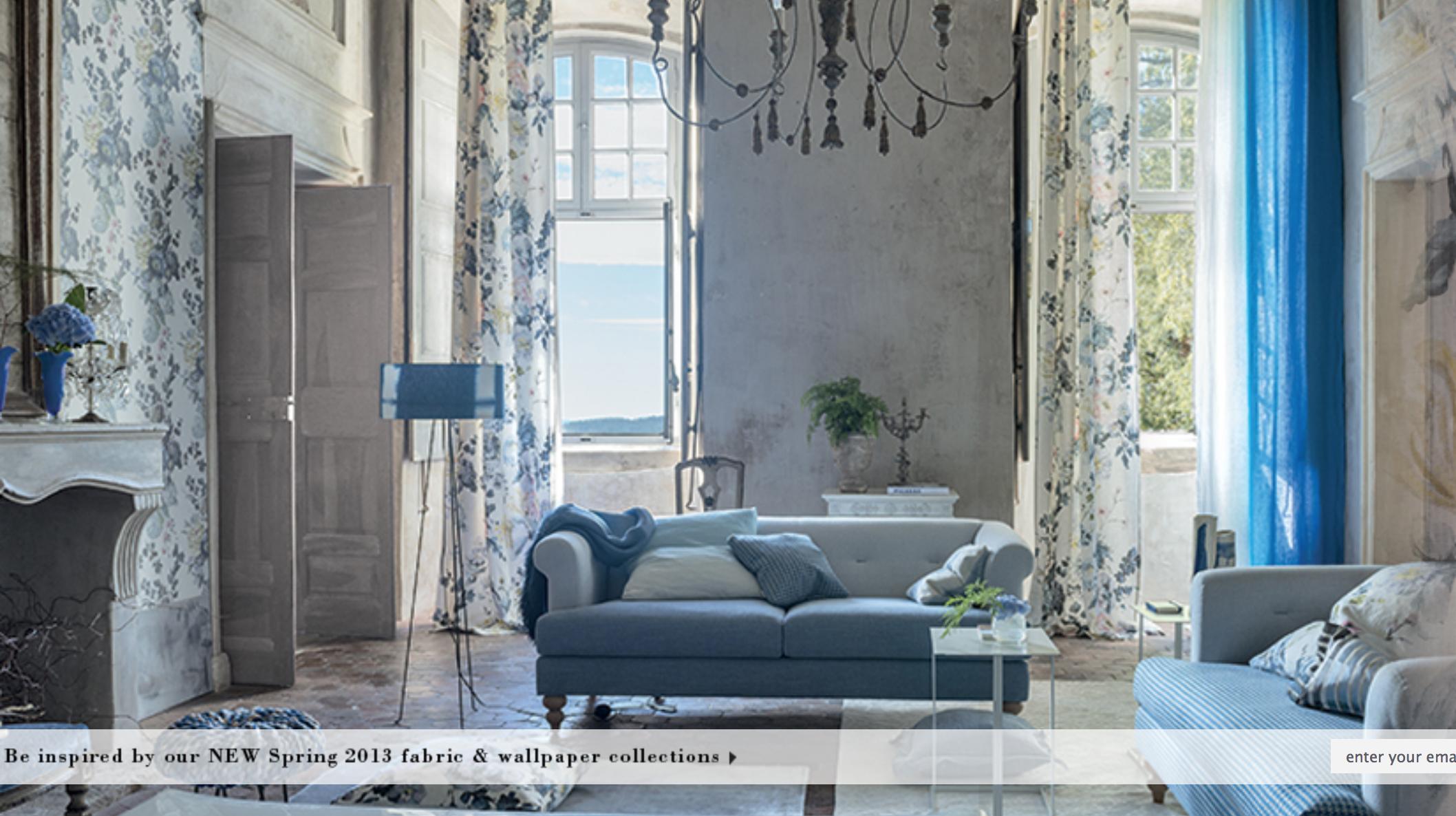 designers guild fabricsCaribbean Living Blog