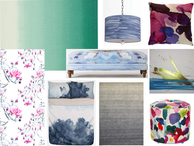 painterly shopping guide interior design