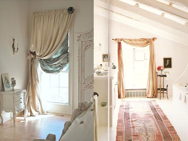 traditional curtains interior design7