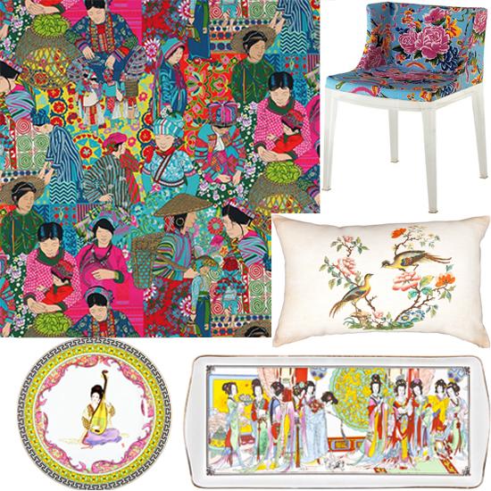 chinese decor trend interior design