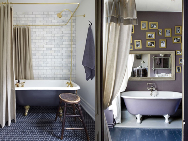 clawfoot tub interior design7