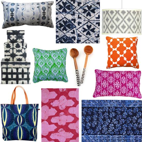 interior design batik shopping guide