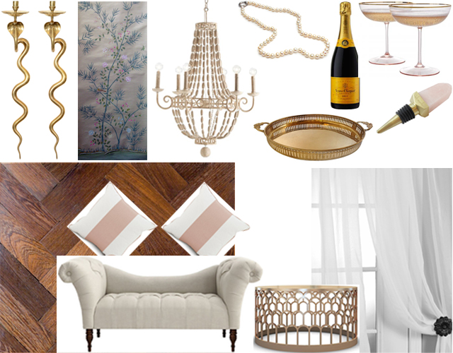 the great gatsby inspired interior design