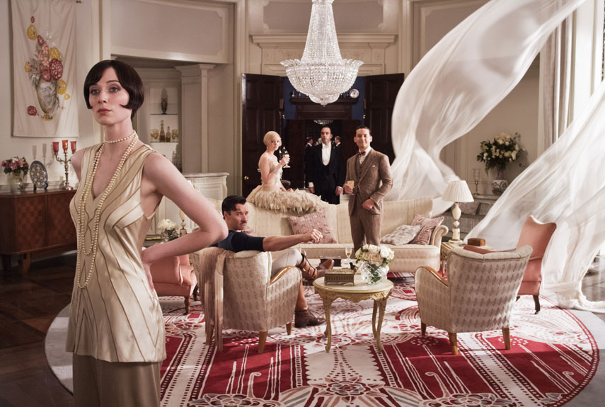 the great gatsby set4