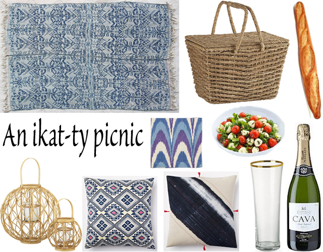 ikat picnic
