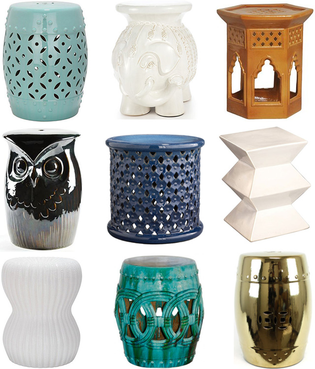shopping guide garden stools & A garden stool for every season u2013 Caribbean Living Blog islam-shia.org