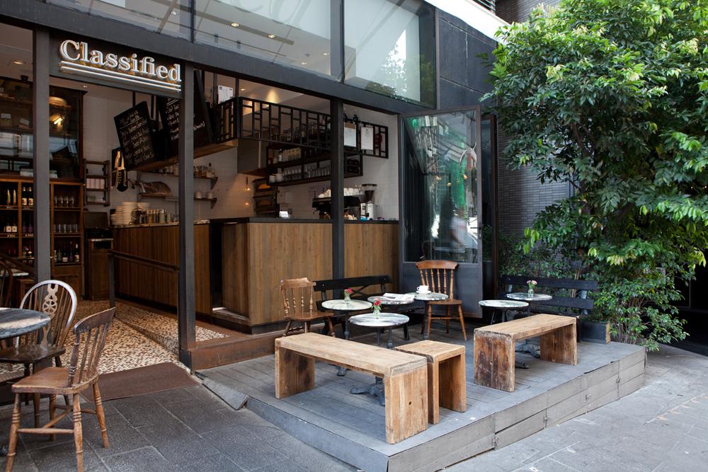 Rustic industrial interior design caribbean living blog for Classic cafe interior designs