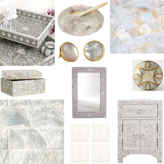 interior design mother of pearl sourcing guide