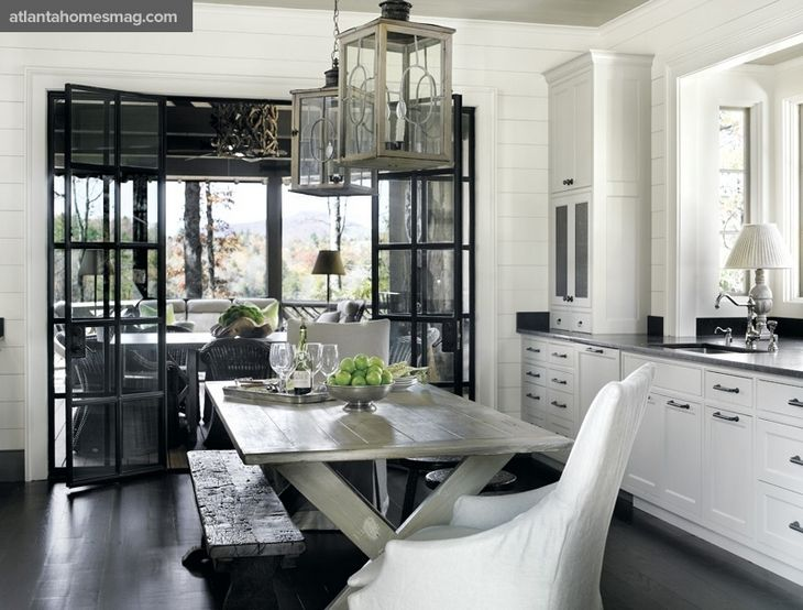 Interior design black window frames caribbean living blog for What kind of paint to use on kitchen cabinets for art deco wall sconces lighting