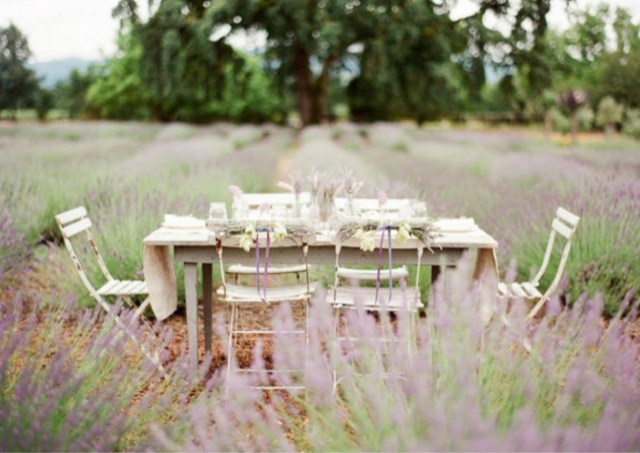 lavender tablescape11