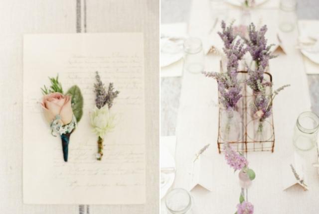 lavender tablescape6