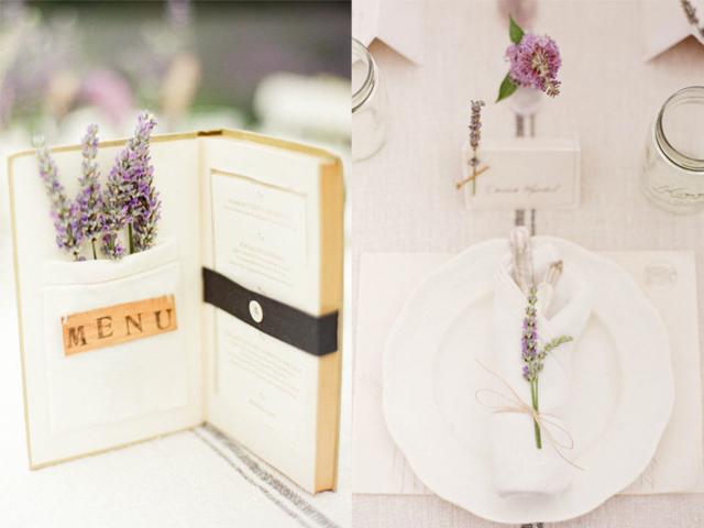lavender tablescape7