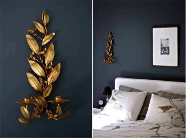 navy and gold interior design9