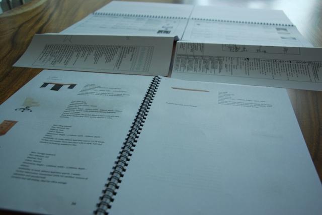 Elly MacDonald Design - info booklets