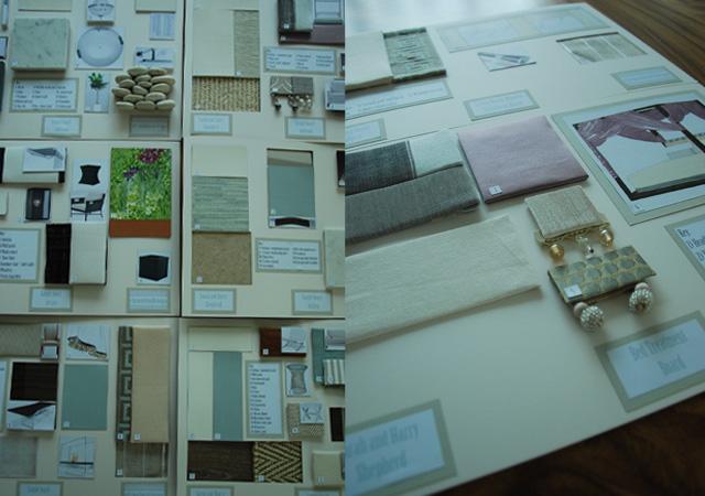 Elly MacDonald Design - sample boards2