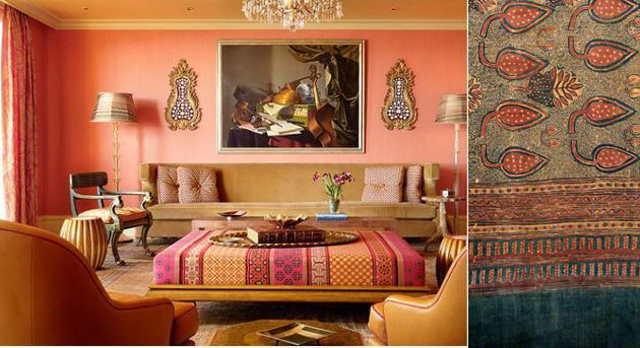 indian fabrics interior design4