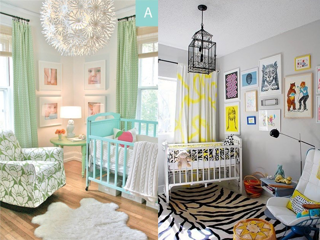 interior design colourful nurseries3