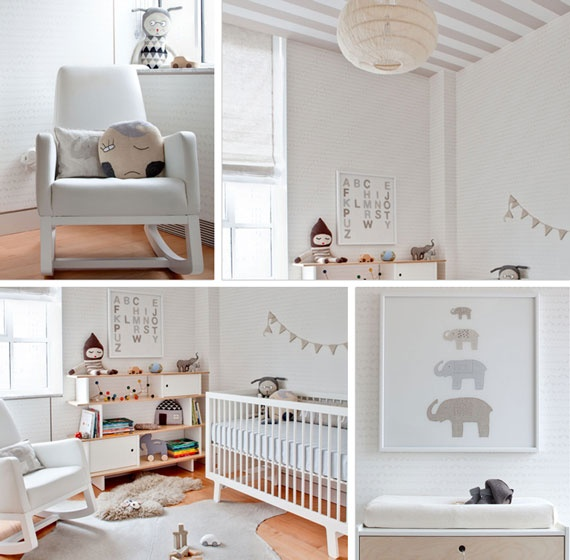 interior design white nursery5