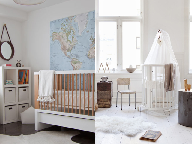 interior design white nursery9